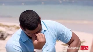 Chantel and pedro's FIGHT at the beach in family Chantel s01E07 2020.