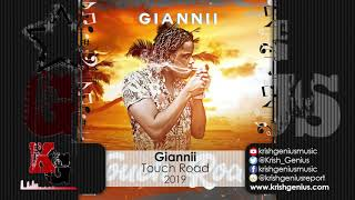 Giannii - Touch Road (Official Audio 2019)