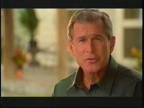 George W. Bush 2000 Campaign Ad