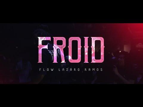 FROID - Flow Lázaro Ramos em 4K  (Ao vivo em salvador - Dakaza Convida)