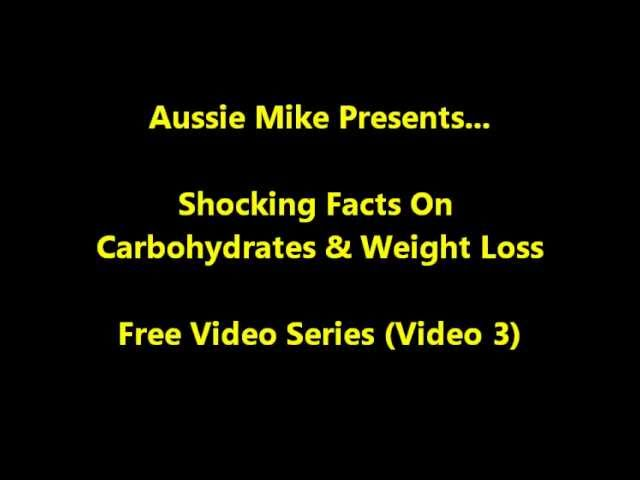 Shocking Diet Facts On Carbohydrates & Weight Loss