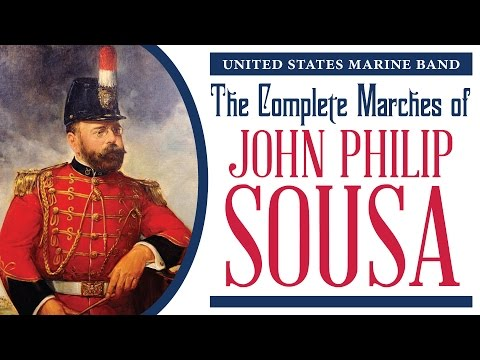 """SOUSA The Wolverine (1881)- """"The President's Own"""" U.S. Marine Band"""