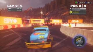 DiRT Showdown - San Francisco, Robson Avenger