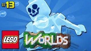 UNTERWASSER-UPDATE und MEHR?! - Lego Worlds #13 [Deutsch/HD]
