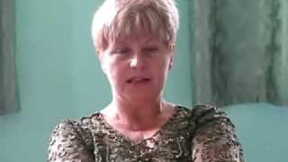 Ludmila Ceaglic, Primar de Calfa