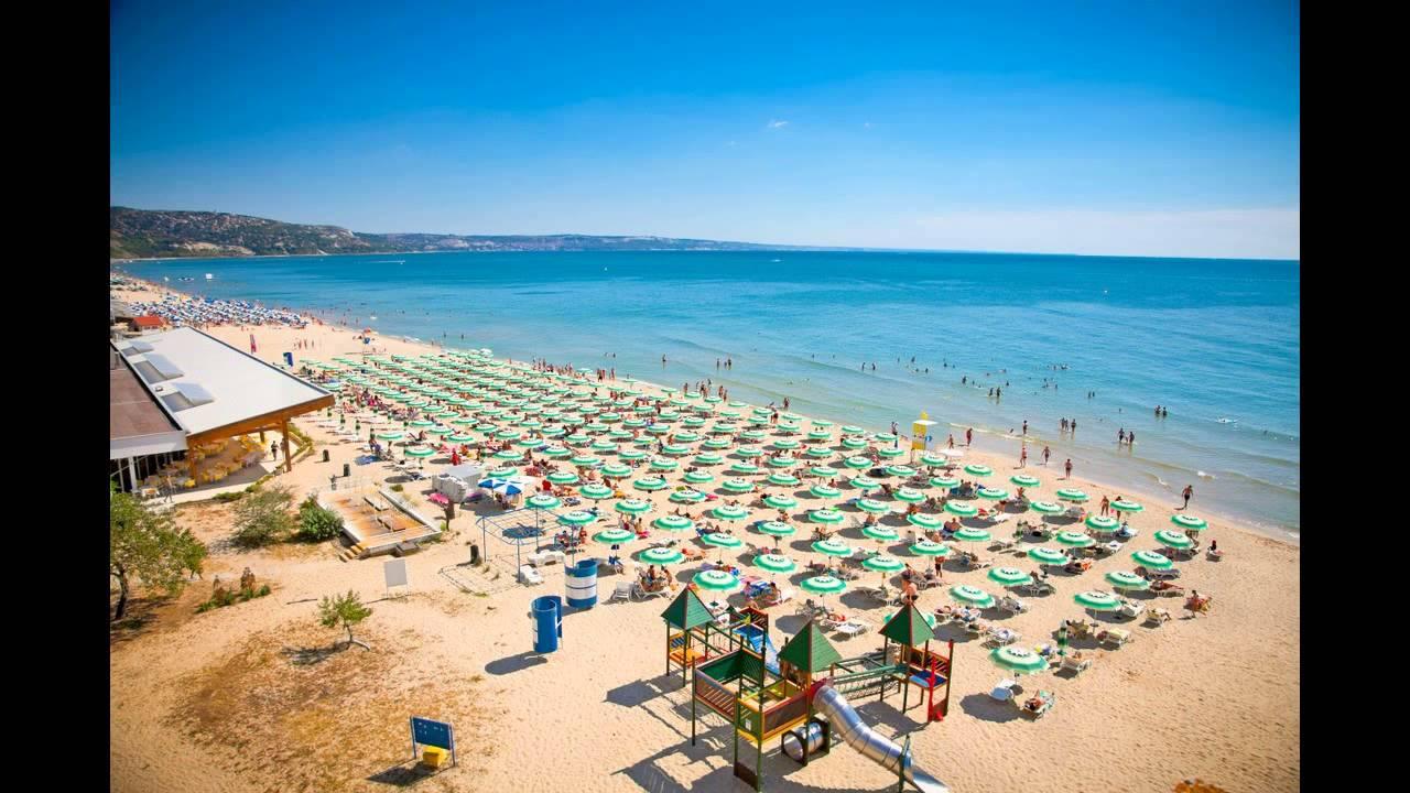 The Palace Hotel Sunny Beach Bulgarien