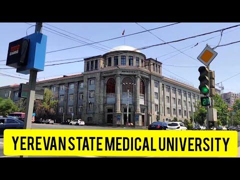 Yerevan State Medical University| MBBS In Armenia | Entire Medical University Tour | Life In Armenia
