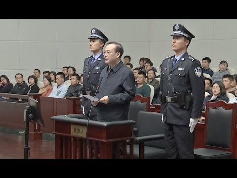 Former Chongqing Party Chief Stands Trial for Bribery