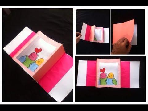 Tarjeta con marco para fotos 3d regalo perfecto para tu - Regalos originales para casa ...