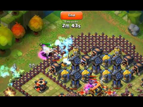 Castle Clash: 1.5m No Shield Congrats Shredasaurus