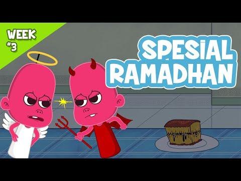 Kartun Lucu Om Perlente - Ramadhan 3 - Animasi Indonesia