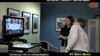 Using Wii for Vestibular Rehabilitation at National Dizzy and Balance Center