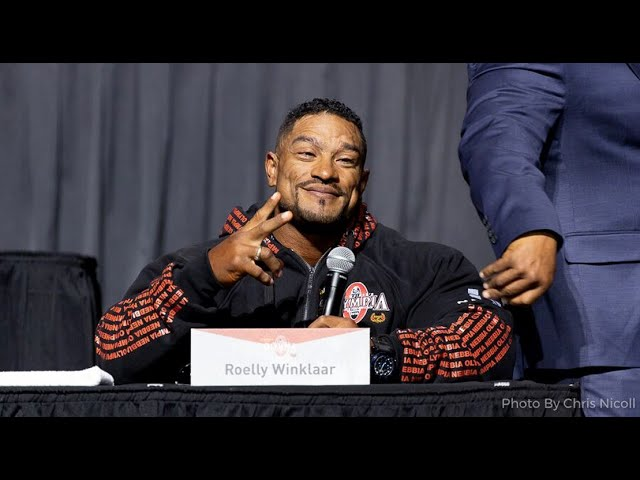 Jokes and Trash Talk Combine for Entertaining Olympia 2019 Press Conference