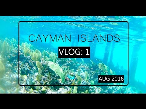 Must dos in Cayman Islands | Vlog (Part 1) |  Watch in HD