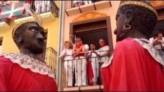 Gigantes de Pamplona: