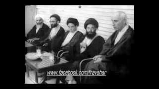 moshiri - مشیری در حال توهین و فحاشی  پاسخ میگیرد
