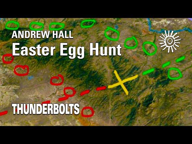 Andrew Hall: Easter Egg Hunt | Thunderbolts