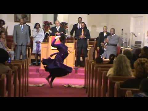 """RBC Ministry of Movement - T'Naya Johnson solo to """"My Redeemer Lives"""""""