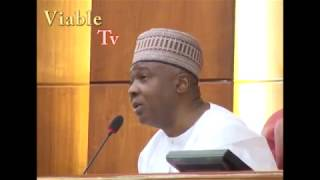 Just In : Senate Probes IG Over Kwara Bye-Election