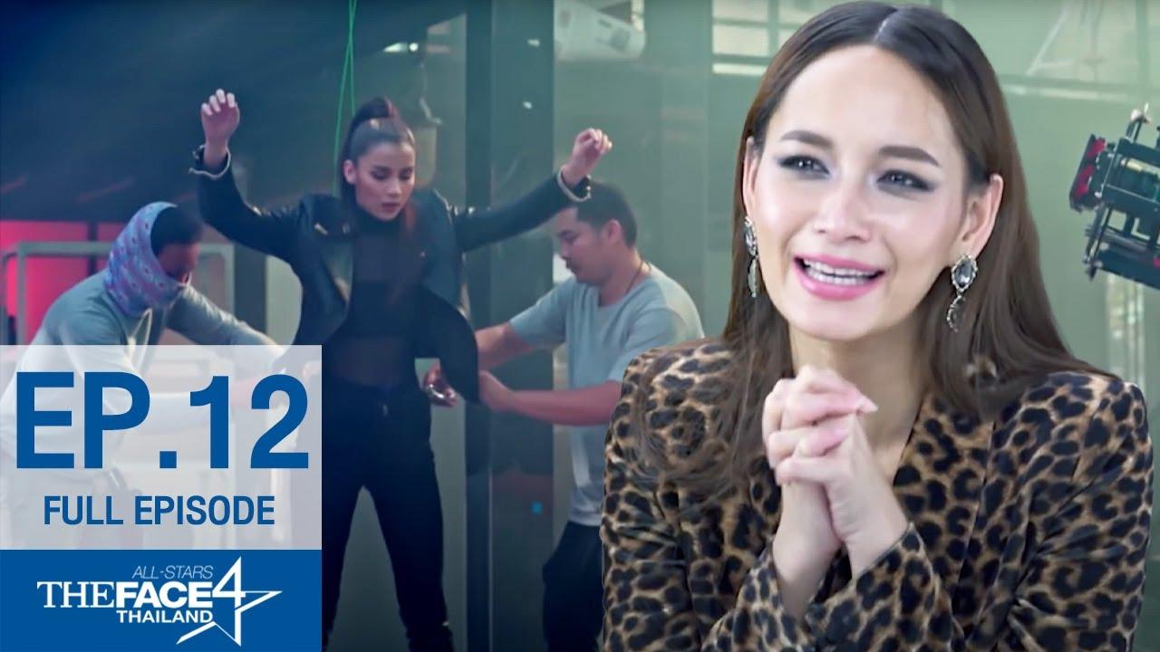 แคมเปญสุดท้าย ก่อนมุ่งหน้าสู่ Final Walk! | Full : The Face Thailand season 4 All Stars EP.12