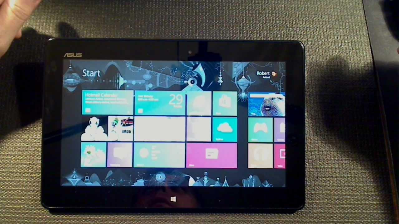 Asus VivoTab Smart ME400C Review - Windows 8 tablet