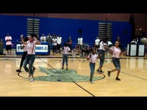 Me Without You by Toby Mac Dance Performance. Basket brawl 2012