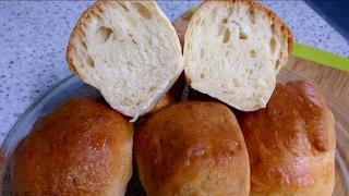 Хлебные булочки в Аэрогриле GFgril. Домашние хлебушки.  .