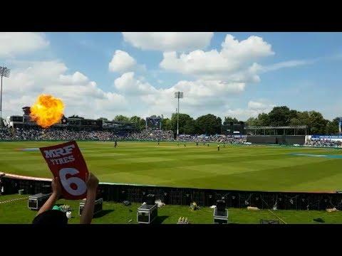 Pakistan Vs England Semi Final - We Won! Cardiff Wales