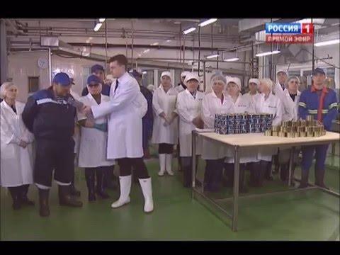 Растерянный Путин впервые