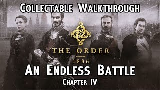 Collectables Chapter 4: An Endless Battle | The Order: 1886