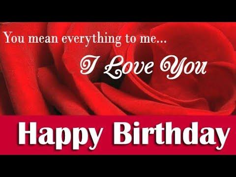 Happy Birthday Status Video Birthday Wishes Quotes Sms