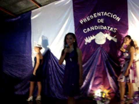 presentacion de candidatas )) MISS HEGLOS 2010(( -SOMOTILLO BACANAL.MPG