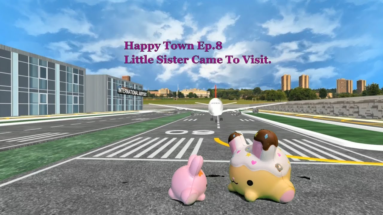 Download Happy Town Ep.8 Little sister Brittany stops by to visit big sister sprinkle Puff