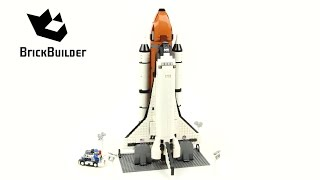 Lego Creator 10213 Shuttle Adventure - Lego Speed Build