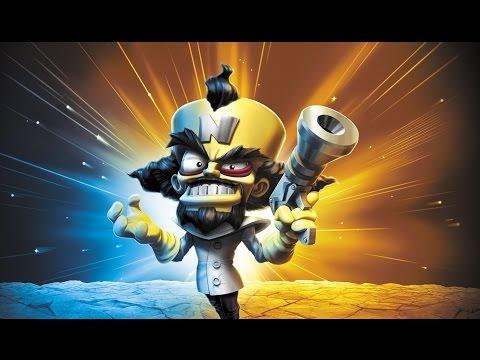 Skylanders: Imaginators - Dr. Neo Cortex Gameplay