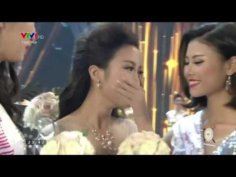 Giây phút đăng quang của hoa hậu việt nam 2016 Đỗ Mỹ Linh bizlive.vn