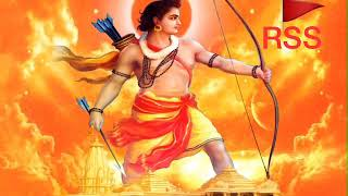 Namaste Sada Vatsale Mathri Bhume RSS Whatsapp Status Song🎼