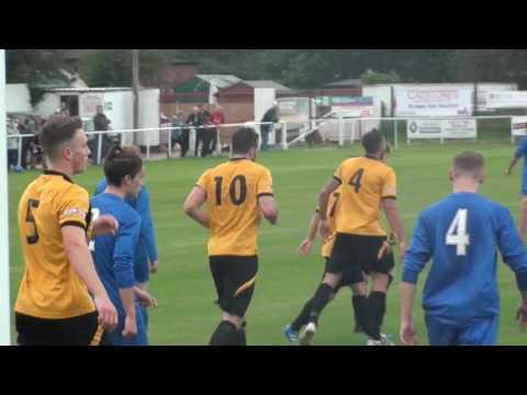 Whitchurch Alport FC vs Leek Town FC