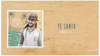 Gabriel Elias - Te canto (Áudio Oficial)