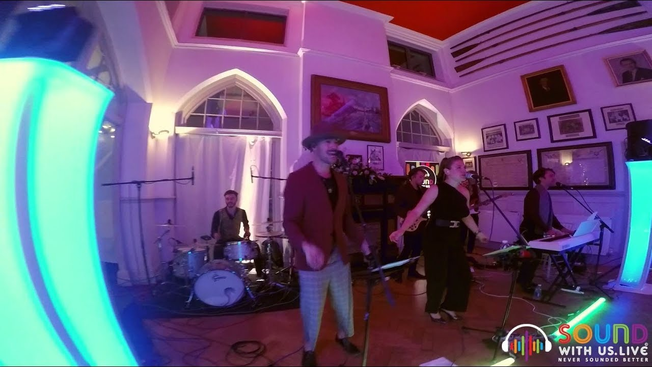 Funk With Us - LIVE @ Putney Rowing Club