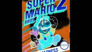 Super Mario Bros. 2 theme in G Major!