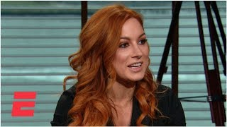 Becky Lynch puts Ronda Rousey on blast, talks WrestleMania 35 main event and more | WWE on ESPN