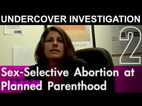 sex-selective-abortion:-part-2---undercover-in-nyc