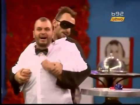 VELIKI BRAT VIP 5 - Boban Stojanović - Horor karaoke