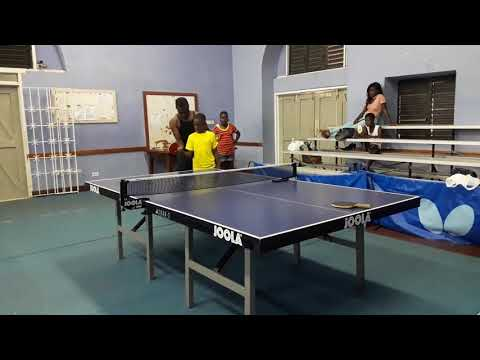 Caribbean Unity Sports Beginners Table Tennis Session