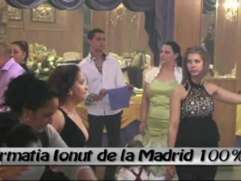 Formatia Ionut de la Madrid ca la Rosiori