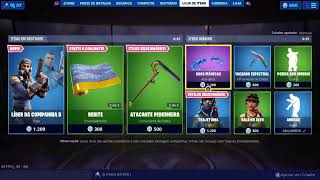 Today's Fortnite Store (13/08/2019) New skin today?