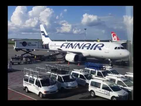 Helsinki - New Delhi, Finnair A330-300, AY021 Flight report