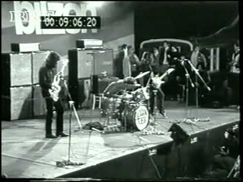 Taste (Rory Gallagher) - Blister On The Moon & Sugar Mama @ Bilzen Jazz Festival 22.08.1969
