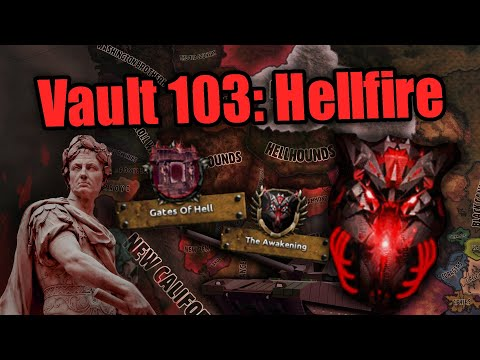 Leading the Demonic Hordes to Victory! (Hearts of Iron 4: Hellfire) |